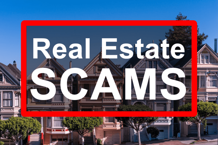 Top Real Estate Scams